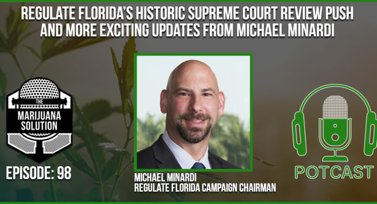 Michael Minardi, regulate florida campaign chairman